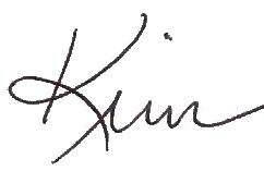 kim-signature
