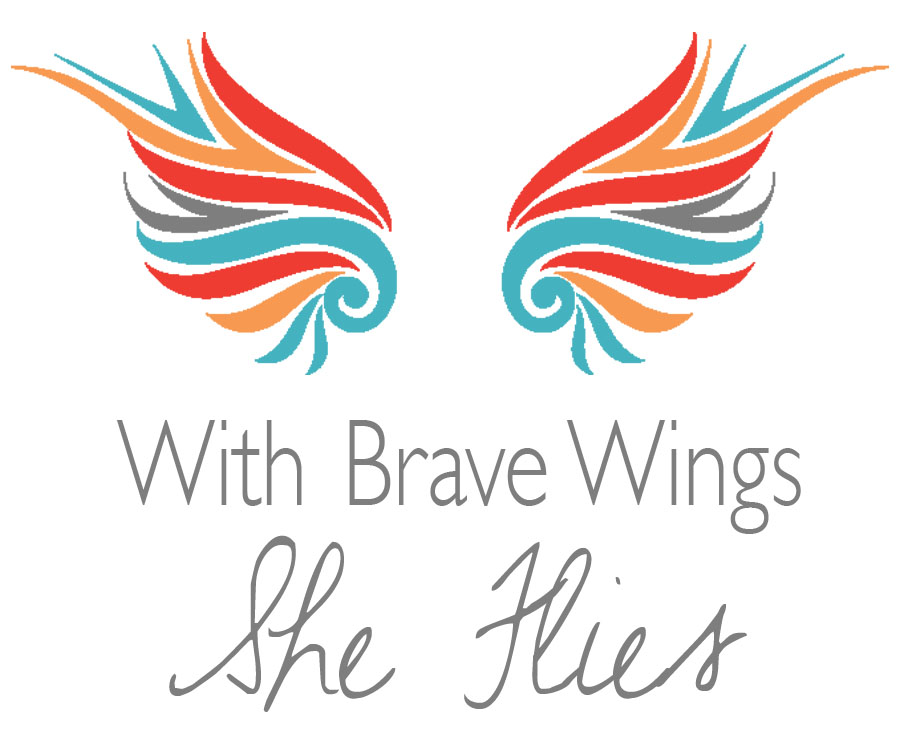 with brave wings