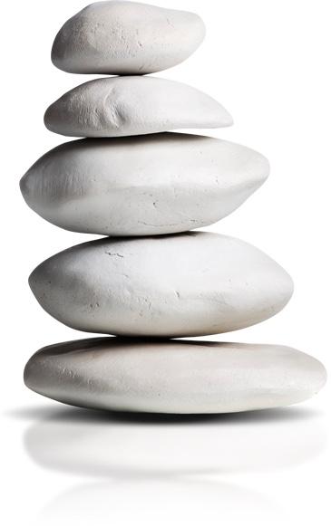 rocks-white